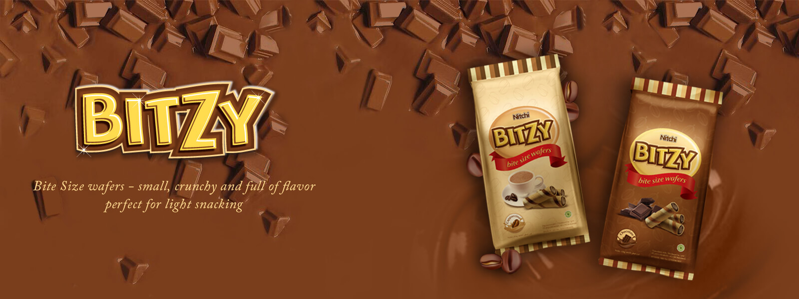 Bitzy Bite Size Wafers small cruncy and full of flavor perfect for light snacking