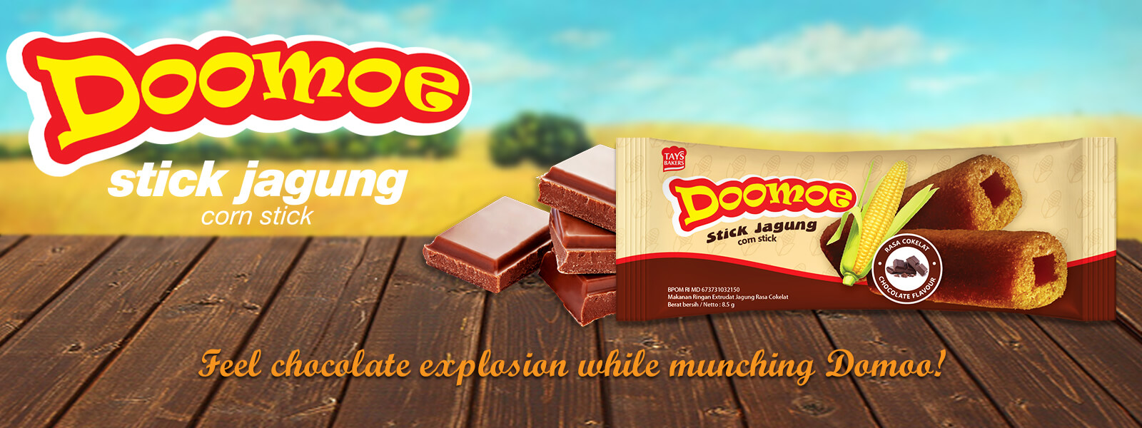 Doomoe Cokelat