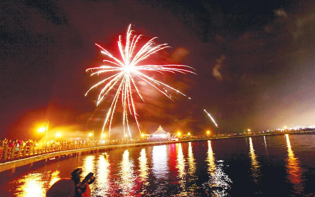Tempat Seru Menikmati Tahun Baru 2018 di Jakarta