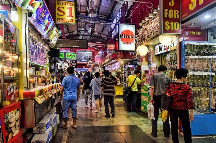 destinasi wisata di singapura