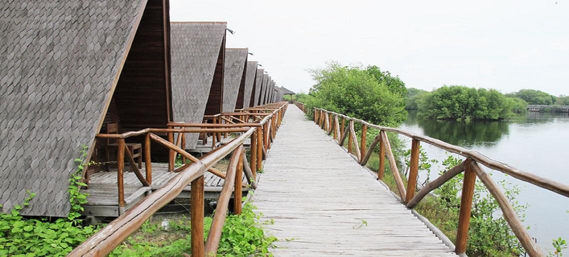 tempat bernuansa alam di Jakarta